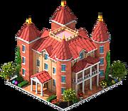 Claremore Mansion
