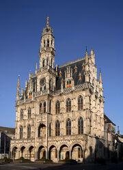 RealWorld Oudenaarde City Hall