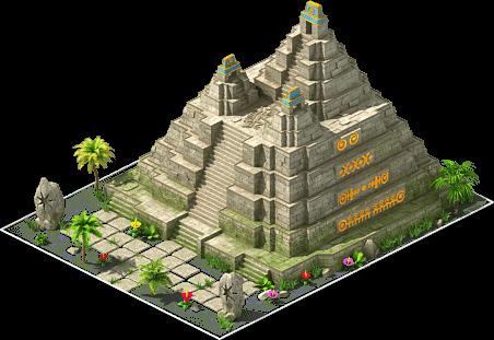 Lost Pyramid V