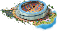 Megapolis Basketball Arena L3