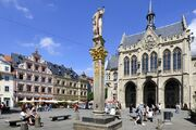 RealWorld Erfurt Town Hall