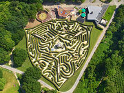 RealWorld Green Labyrinth Park