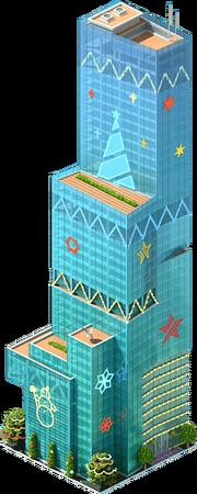 Abeno Tower