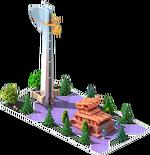 Bronze RSZO-35 Monument