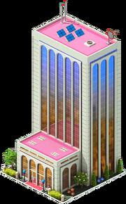 Nauru Building