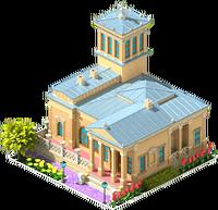 Tsaritsyn Pavilion