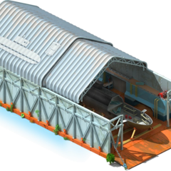 Diesel Submarines Conveyor