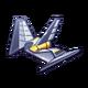 OS-21 Shuttle Tailpiece