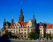 RealWorld Royal Palace in Dresden