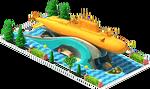 Gold DS-55 Diesel Submarine