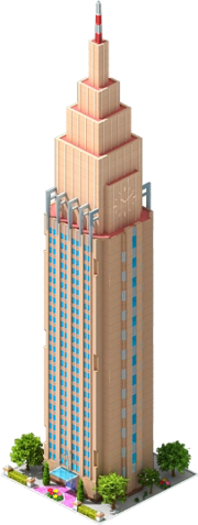 Yoyogi Skyscraper
