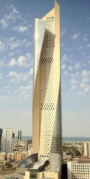 RealWorld Al Hamra Tower