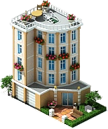 Luxury Apartment Building (Old)