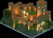 Almourol Castle (Night)