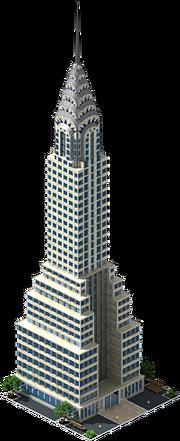 Chrysler Building (Prehistoric)