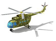 H-38 Cargo Helicopter L1