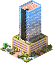 Hive Office Center