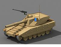 MP-32 Medium Tank L1
