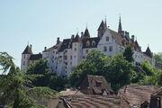 RealWorld Neuchatel Castle