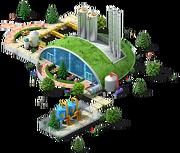 Gas-Vapor Hydroelectric Power Plant L2