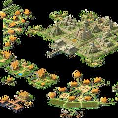 Lost Island Area
