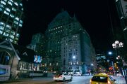 RealWorld Fairmont Hotel (Night)
