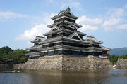 RealWorld Matsumoto Castle