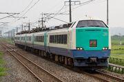 Realworld Hokuetsu Locomotive Arch