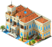 Rio Negro Palace (Lucky Chest)