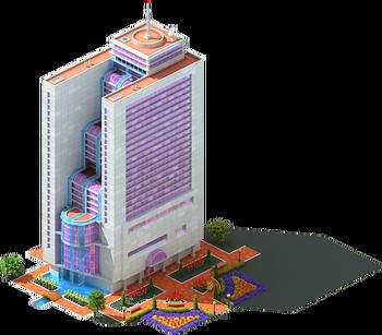 Waterworld Residential Complex L2