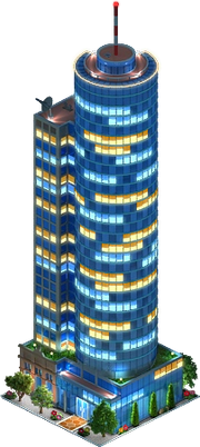 Main Tower (Night)