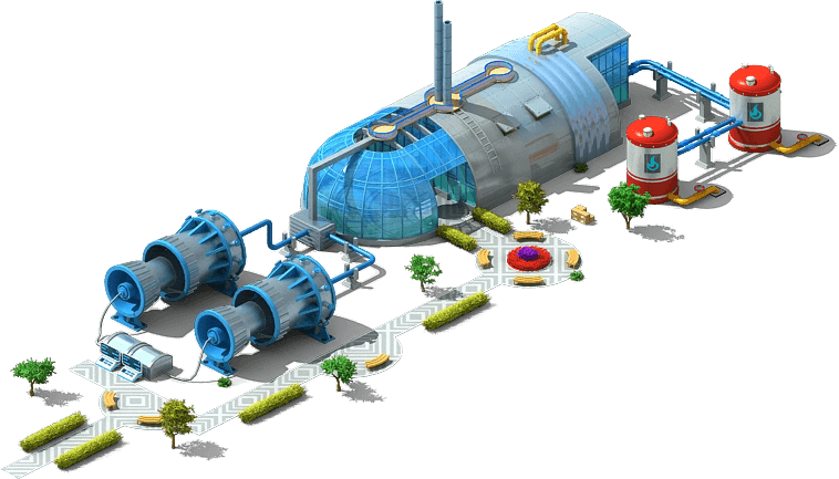 Gas Energy Complex