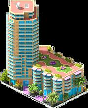 Monte Carlo Sun Complex