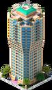 Building Minato Residential Complex
