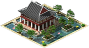 Decoration Gyeonghoeru Pavilion