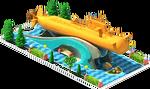 Gold DS-67 Diesel Submarine