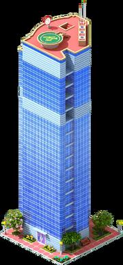 Paseo de Roxas Tower