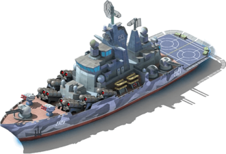 CG-65 Cruiser L1
