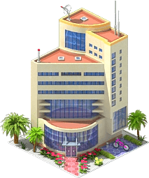 Cartagena Expo Complex L2