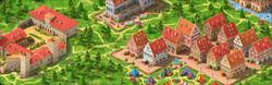 Medieval Tournament Background