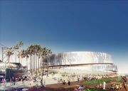 RealWorld Megapolis Basketball Arena