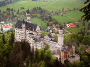 RealWorld Neuschwanstein Castle