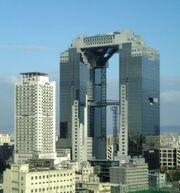 RealWorld Umeda Sky Building