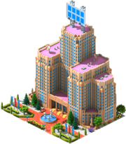 Manhattan Administration