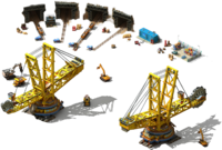 Diamond Mining Equipment L3
