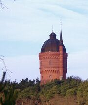 RealWorld Cottbus Water Tower