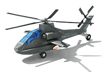 AH-32 Attack Helicopter L1