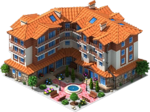 Building Hotel Radebeul