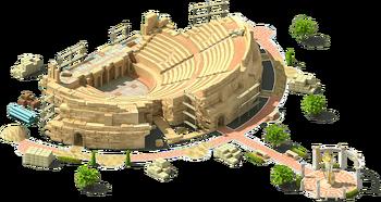 Hierapolis Amphitheater L1