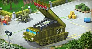 Arms Race XXIII Background